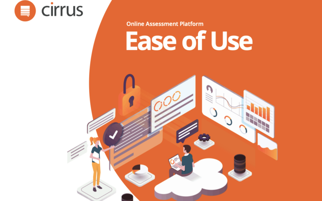 More than the sum of its parts: Ease of Use in a Holistic, Adaptable  e-Assessment Platform